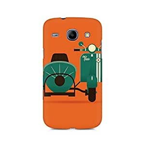 Ebby Three's Company Premium Printed Case For Samsung Grand Duos 9082