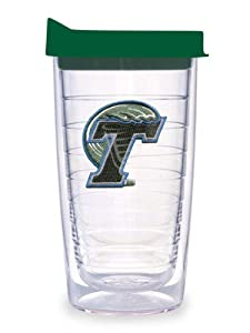 Buy NCAA Tervis Tumbler Tulane Green Wave 16oz. Tumbler Cup with Lid by Tervis Tumbler