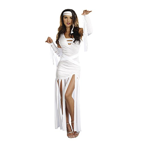 Womens 8820 Mummy Dearest Cosplay Costumes