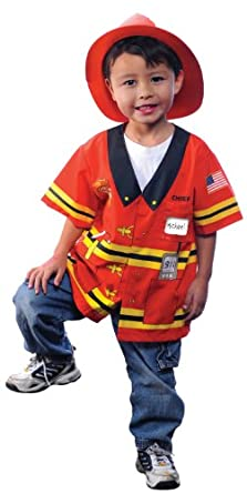 Aeromax My 1st Career Gear Firefighter, Ages 3-5