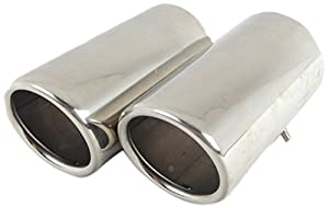 2009-2013 VW CC EXHAUST TAIL PIPE TIPS