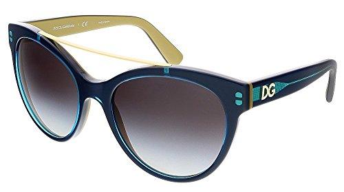 DG-Dolce-Gabbana-Womens-0DG4280-Round-Sunglasses-Top-Petroleum-On-Gold-57-mm
