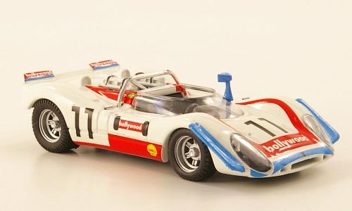 Porsche 908 / 2, No,11, Hollywood, L.Pereira / Bueno, Rio Grande, 1971, Ready Model, Scale: 1:43, Best