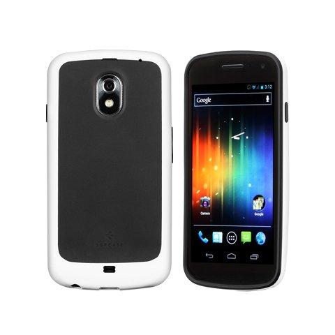 SGP+ギャラクシー+ネクサス+ケース+Neo+Hybrid【+ホワイト】+for+Samsung+Galaxy+Nexus