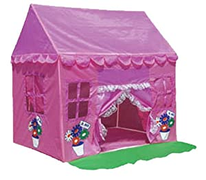 Puregadgets© Princess Fairy Tale Dream House Pop Up