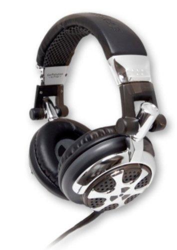 Ifrogz Earpollution Dj Style On-Ear Sterea Headphones - Hustle