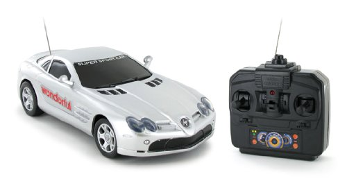 1:24 Mercedes Benz SLR Speed King Electric RTR Remote Control RC Car (Color May Vary)