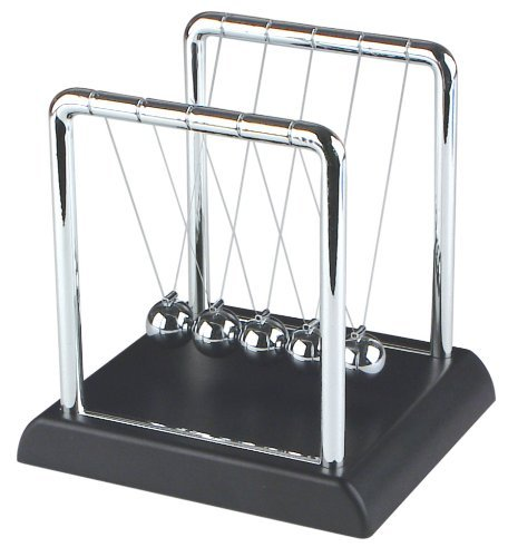 Toysmith Newton's Cradle Physics Science Kit - 1