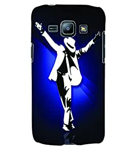 ColourCraft Michael Jackson Back Case Cover for SAMSUNG GALAXY J1