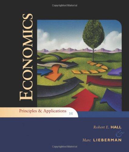 Economics: Principles and Applications
