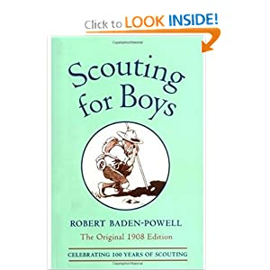 Amazon.com: Scouting for Boys: A Handbook for Instruction in Good ...