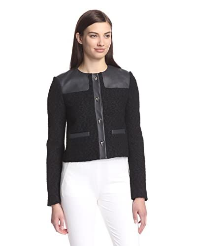 Jason Wu Women's Combo Cardigan Jacket