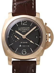 Panerai Luminor GMT Mens Watch PAM00289