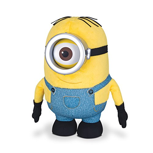 Despicable Me Huggable Plush 小黄人毛绒玩具图片