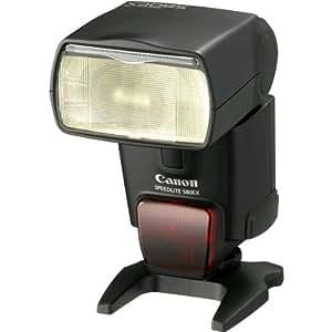Canon Speedlite 580EX II Blitzgerät  (Leitzahl 58)