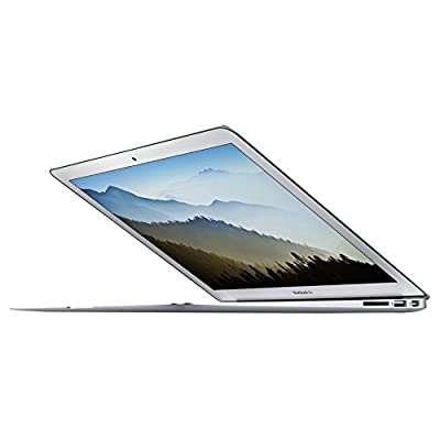 Apple MacBook Air MMGG2HN/A 13-inch Laptop (Core i5/8GB/256GB/OS X El Capitan/Integrated Graphics), Silver