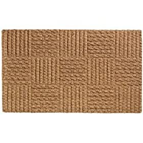 "Coco Rug Door Mat 18"" X 30"" Low Clearance"