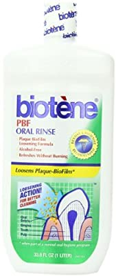 Biotene PBF Oral Rinse 33.8 Ounce (Pack of 3)