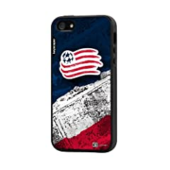MLS New England Revolution iPhone 5 5S Rugged Case by Keyscaper