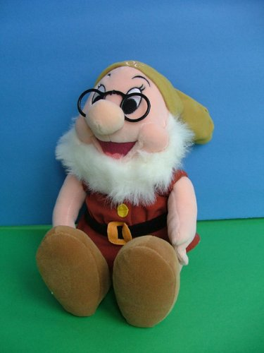 Disney Seven Dwarfs Doc Plush Toy - 12""