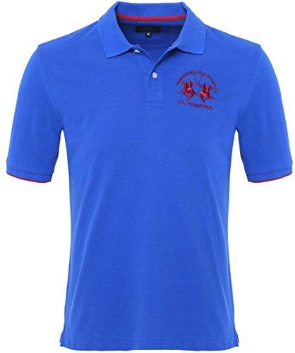 la-martina-plain-polo-shirt-blue-xl