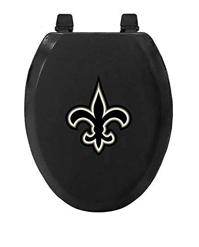 Saints Bathroom Set: New Orleans Saints Toilet Seat, Saints Toilet Seat, Saints