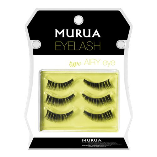 MURUA EYELASH AIRY eye