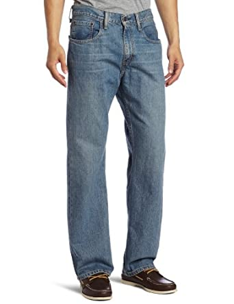 Levi's Men's 569 Loose Straight Leg Jean, Jagger, 29x32