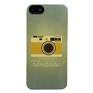 Uncommon LLC Filmtastic Deflector Hard Case for iPhone 5/5S - Retail Packaging - Multicolored