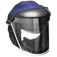 3M ClearVisor Face Shield, Welding Safety 16-0099-35, with 3M Speedglas Headband Assembly