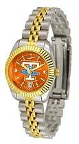 Tennessee Volunteers UT NCAA Womens Anochrome Gold Watch