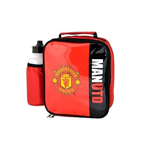 Best Price For Manchester United FC Lunch Bag and Bottle Set
