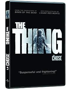 The Thing / La Chose (Bilingual)