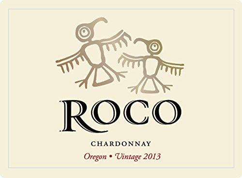 2013 ROCO Winery Willamette Valley Chardonnay 750 mL