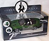 Corgi james bond 007 die another day green jaguar XKR car 1.36 scale diecast model