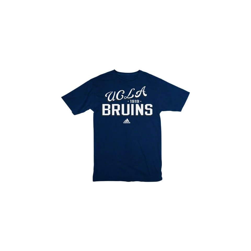 check out b0fb2 3d472 Ucla Bruins Adidas Pigment Dyed Crunch Time T Shirt