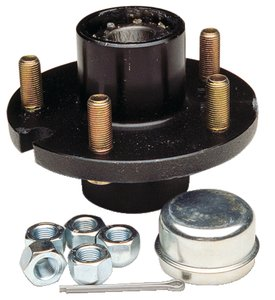 "HUB KIT 1"" HEAVY DUTY 4 BOLT"