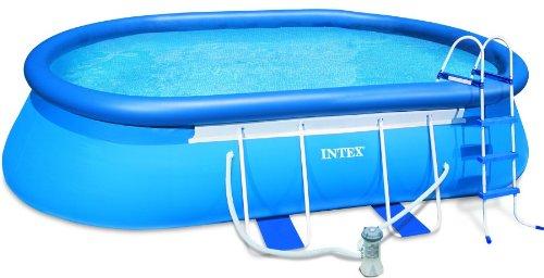 Intex Oval Frame Pool Set, from Intex