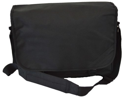 euro-messenger-bag-10-colours-holds-laptops-netbooks-black