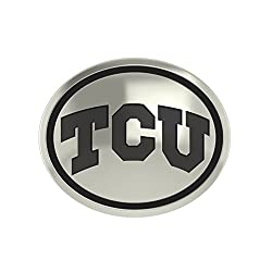 Texas Christian Horned Frogs Antiqued Bead Fits Most Pandora Style Charm Bracelets