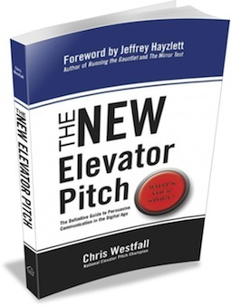 how to get out of elevator pitch