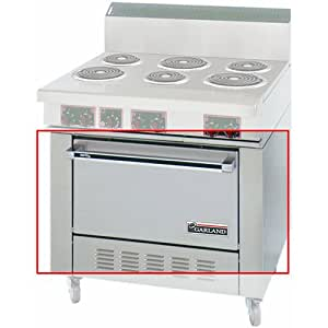 com: Garland RC FOR S SERIES ELEC. RANGE Convection Oven Modification