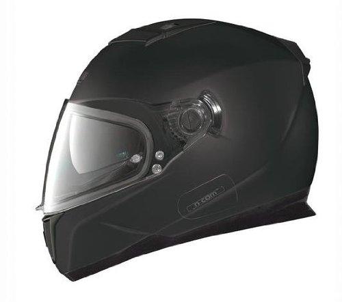 Nolan N86 Solid Colors Helmet nolan n86 rapid flat black white full face motorcycle helmet