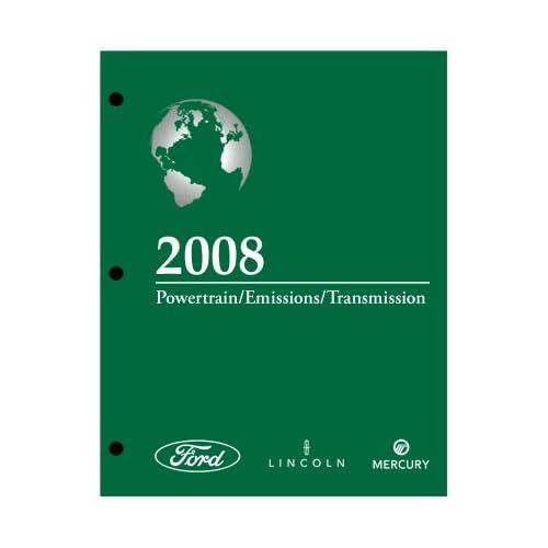 6F50 Transmission Manual: Ford Motor Company: Amazon.com