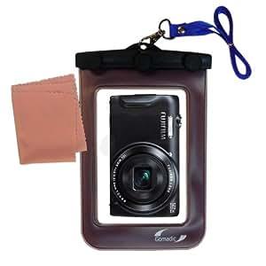 Une housse pour appareil photo très légère et hermétique pour le Fujifilm Finepix T500/ T510