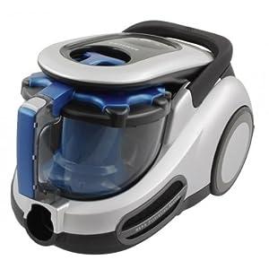 samsung sc86hoeco ecostyle aspirateur sans sac gris bleu. Black Bedroom Furniture Sets. Home Design Ideas