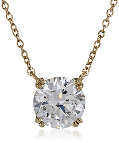Gold Plated Silver Necklace Set 290 00: Platinum Or Gold Plated Sterling Silver Swarovski Zirconia