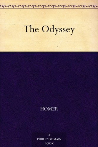 ebook: The Odyssey (B00846QWM2)