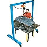 Vestil Work Area Portable Gantry Crane - 300-Lb. Capacity,...