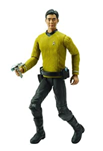 Star Trek 6'' Sulu in Enterprise Outfit